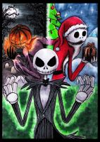 Welcome to Nightmare by Lazy-a-Ile
