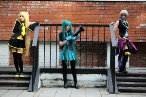 Vocaloid's by HimeNami