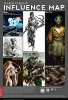 Max Verehin Influence map by Verehin