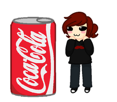 Holy coke a cola by PuffJiggly
