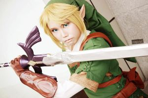 Cosplay : Link by chobitsG