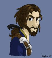 Random Norrington Sketch 2 by cardinalbiggles