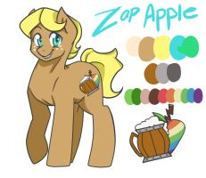 Zap Cider by Joint-ParodiCa