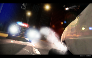 G-Mod - Police Chase by xTiiGeR
