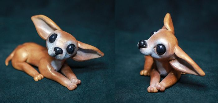 Snickers Sculpture by Ilenora