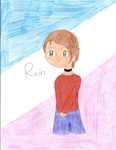 Rain Flaherty by FireChick12012
