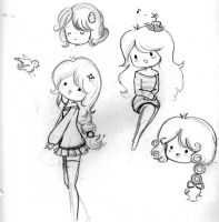 Sketch dump AT style by colorful-soup