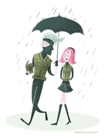 Rainy Day by neonanything