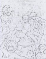 Free! sketch by misunderstoodpotato