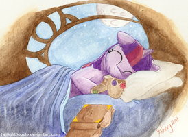 Goodnight, Smartypants by TwilightFlopple