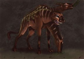 Cerberus' Second Cousin by CharReed
