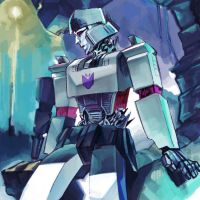 G1- megatron by ASTRO-HO