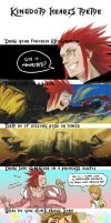 Kingdom Hearts Meme by pure-forest