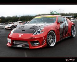 APR Nissan 370Z by pont0