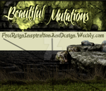 Beautiful Mutations - Rocks / Grass BG PNG 2 of 10 by VelmaGiggleWink