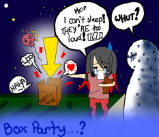 5 Minute Challenge : BOX PARTY by Tsurana