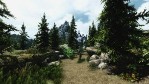 The way to riverwood 01 by Baba64