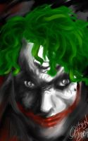 Why So Serious? by j4ever