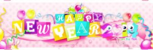 132912 - Banner Happy New Year 2014 by ryeddh20