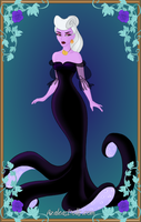 Drulansa: Mother of Ursula and Morgana by jjulie98