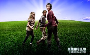 Carol, Lizzie e Mika The walking dead by twdmeuvicio