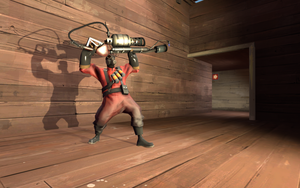 TF2 Pyro wallpaper 1440x900 by TheGreatNibrok