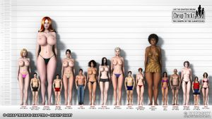 Cheap Tricks III - 9 Height Chart by bmtbguy