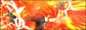 Axel - Fire Explosion by Emuglx