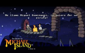 Michael Island by xAndyLG