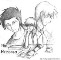 The Messenger Fanart by dragonsong12