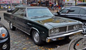 Dodge Coronet 440 by cmdpirxII