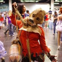 Let's Play Hangman - Wondercon 2014 - Scarecrow by TheHouseofFX