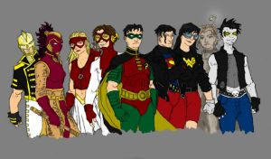 Young Justice by SEELE-02