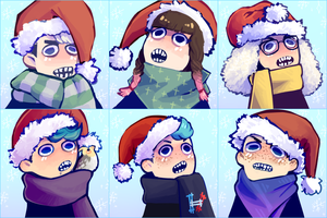 feeling way too jolly for my own good by hodeskalle