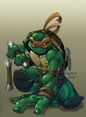 wallpaper ninja. Ninja Turtles Anime Wallpaper
