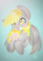 Muffins! by PlatinumPoinsetta