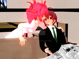 May 23  Day of the kiss [Ted x Teto] by mboxdv