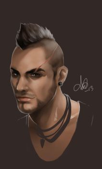 Vaas Montenegro by vilssonify