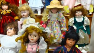 Doll Stock 1 by Ox3ArtStock