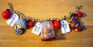 "Bracelet ""The Saint Graal"" by Bojo-Bijoux"