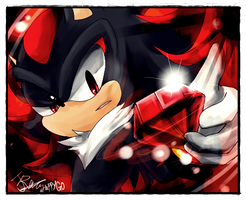 Re. Shadow ::. Red Emerald by HappyGaOn