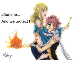 Nalu  Aftertime by JurleyRan