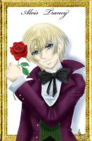 Alois Trancy by Alisthecat