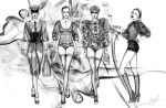 LV Mannequins by JuanX