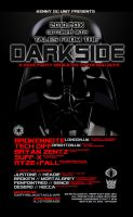 kenny g unit darkside flyer by penpointred