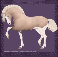 Nordanner Import #998 by evil-firewolf