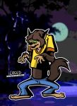 Howler from The Drak Pack! by CreedStonegate