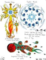 Okami Weapons Reference by Ermorden
