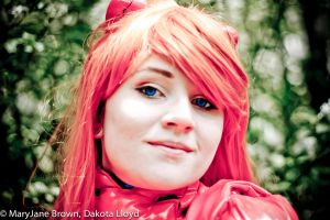Fantastical Asuka by TheIzzeh