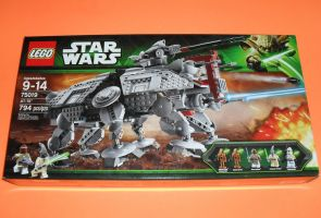 LEGO Star Wars 75019 - AT-TE Walker - Clone Wars by GTS978